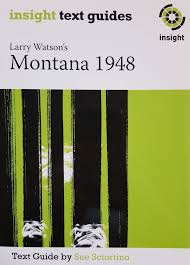 Insight Text Guide: Montana 1948(Print)